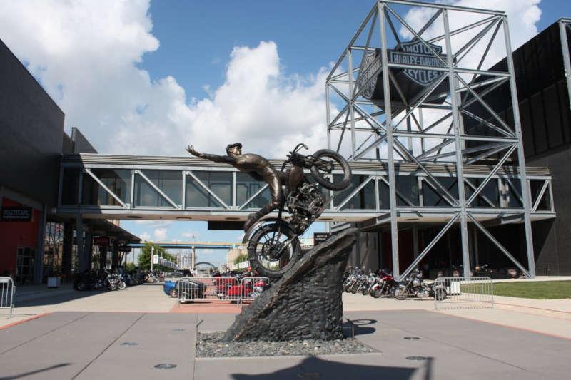 Musee Harley Davidson